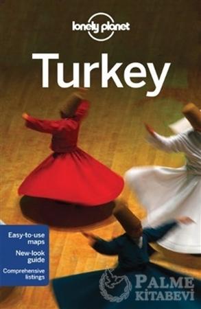 Resim Lonely Planet Turkey Travel Guide