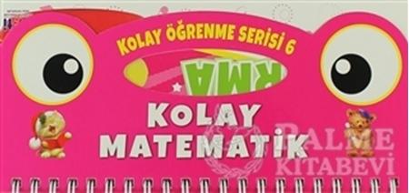 Resim Kolay Öğrenme Serisi 6 : Kolay Matematik / Dört İşlem Çıkarma