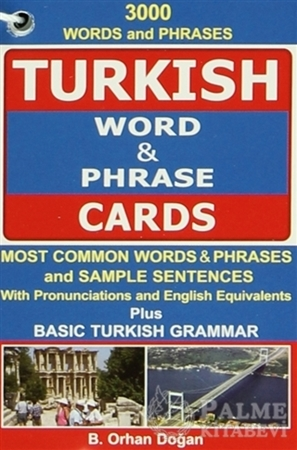 Resim Turkish Word and Phrase Cards