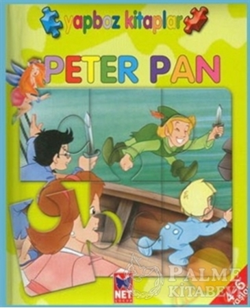 Resim Peter Pan (Yap-Boz)