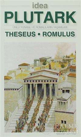 Resim Yaşamlar Theseus - Romulus