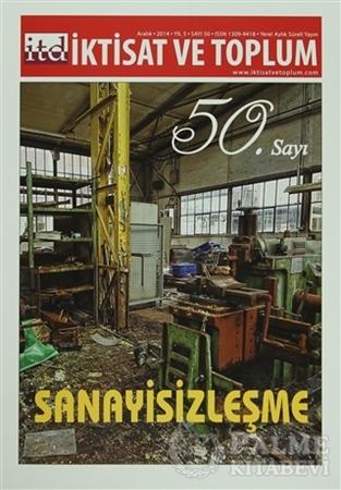 Resim İktisat ve Toplum Dergisi Sayı: 50