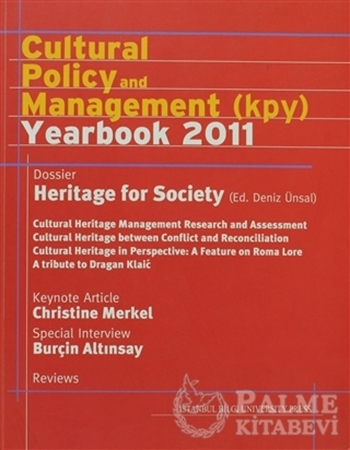 Resim Cultural Policy and Management (KPY) Year Book 2011