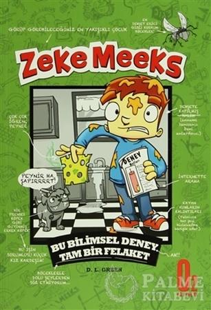 Resim Zeke Meeks Bu Bilimsel Deney Tam Bir Felakat