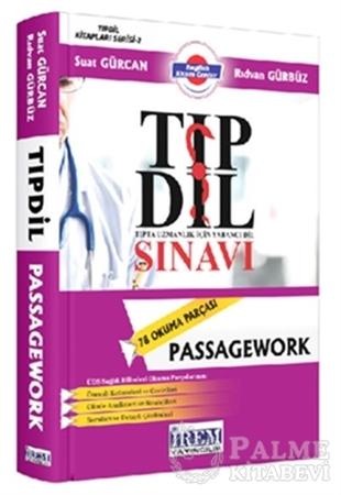 Resim Tıp Dil Sınavı Passagework Soru Bankası
