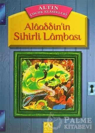 Resim Alaaddin'in Sihirli Lambası