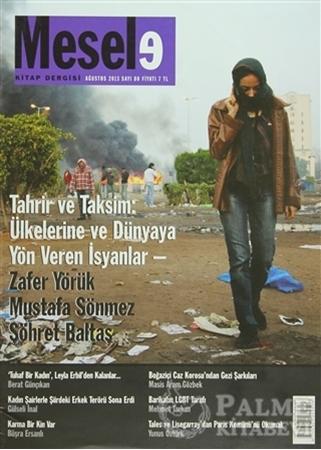 Resim Mesele Kitap Dergisi Sayı: 80