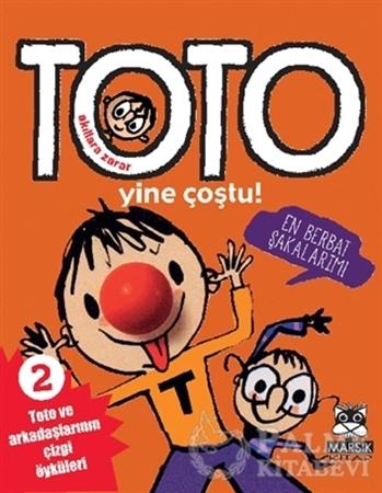 Resim Akıllara Zarar Toto Yine Coştu - En Berbat Şakalarım