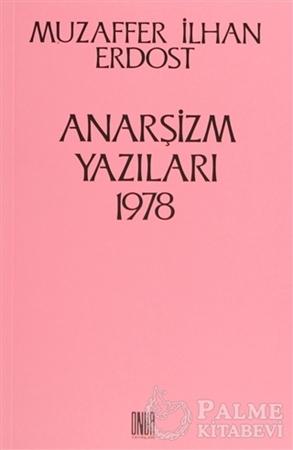 Resim Anarşizm Yazıları 1978