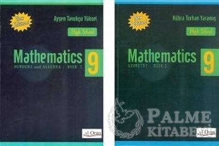 Resim Oran Mathematics - 9 High School (2 Kitap)