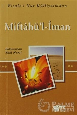 Resim Miftahü'l- İman (Mini Boy)