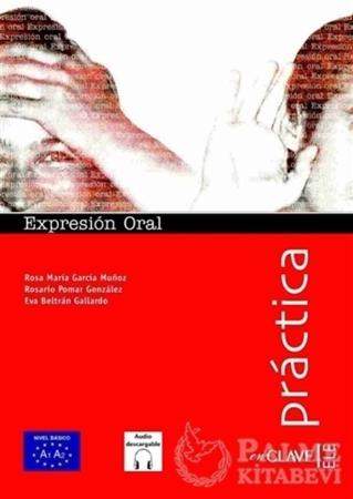 Resim Expresion Oral A1-A2 +Audio Descargable (Practica) -İspanyolca Temel Seviye Konuşma