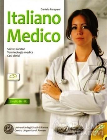 Resim Italiano Medico +CD (Tıbbi İtalyanca) B1-B2