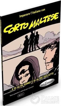 Resim Corto Maltese - ...E Di Altri Romei E Di Altre Giuliette (B2 - C1)