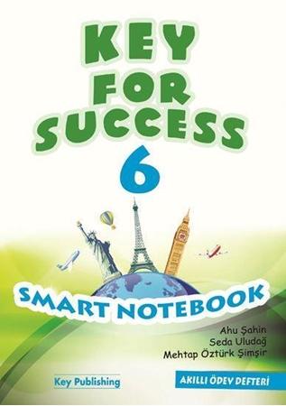 Resim Key For Success 6 Smart Notebook