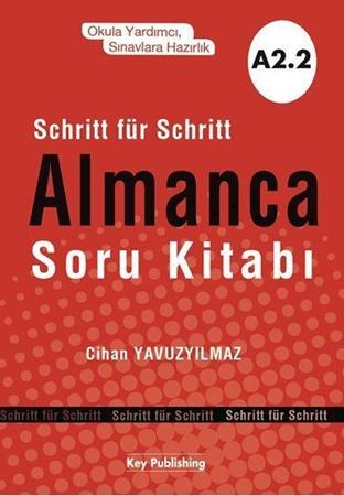 Resim Almanca Soru Kitabı A2.2