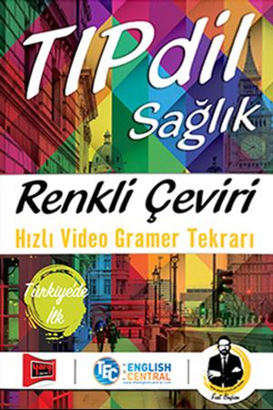 Resim TIPDİL Sağlık Renkli Çeviri