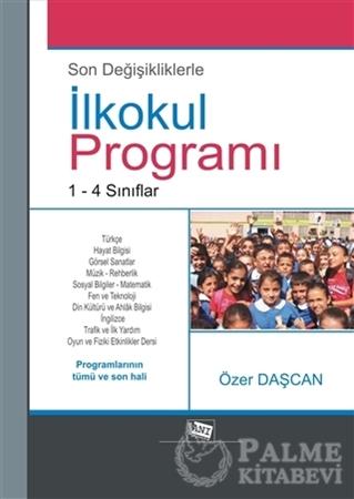 Resim Son Değişikliklerle İlkokul Programı 1-4 Sınıflar