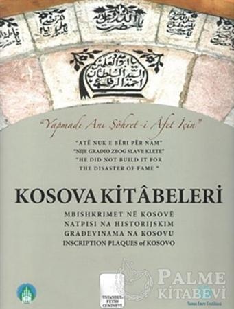 Resim Kosova Kitabeleri