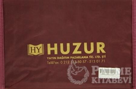 Resim Orta Boy Kur'an-ı Kerim Hatmi Şerif Cüzü (30 Cüz Kılıflı)
