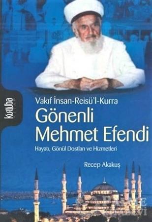 Resim Gönenli Mehmed Efendi