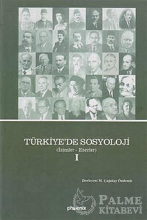 Resim Türkiye'de Sosyoloji Ciltsiz (2 Cilt Takım)