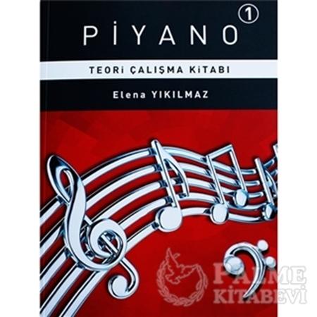 Resim Piyano - 1. Bölüm: Teori Çalışma Kitabı