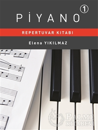 Resim Piyano Repertuvarı Kitabı 1