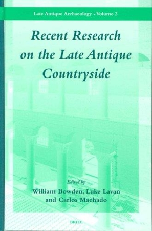 Resim Recent Research on the Late Antique Countryside
