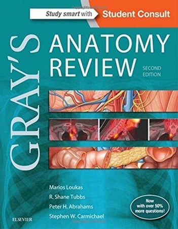 Resim Gray's Anatomy Review: with STUDENT CONSULT Online Access 2e