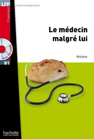 Resim Le Medecin Malgre Lui + CD Audio MP3