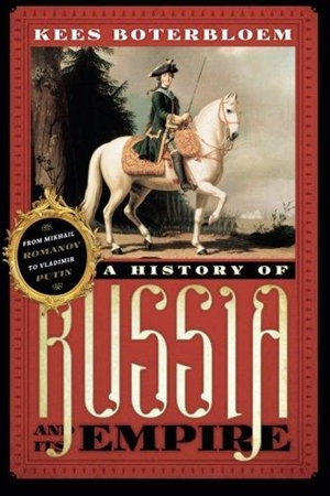 Resim A History of Russia and Its Empire: From Mikhail Romanov to Vladimir Putin