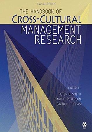 Resim The Handbook of Cross Cultural Management Research