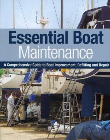 Resim Essential Boat Maintenance