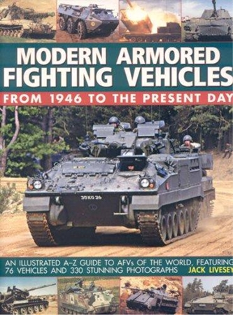 Resim Modern Armored Fighting Vehicles: From 1946 to the Present Day personnel carriers