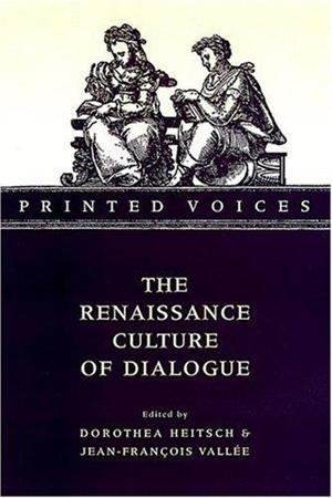 Resim Printed Voices: The Renaissance Culture of Dialogue 2e