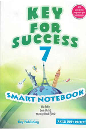 Resim 7. Sınıf Key For Success Smart Notebook YENİ