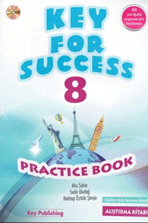Resim 8. Sınıf Key For Success Practice Book YENİ