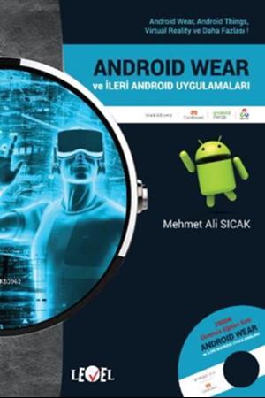 Resim Android Wear ve İleri Android Uygulamları (DVD Hediyeli)