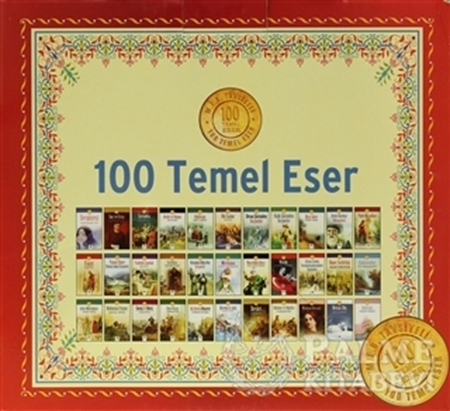 Resim 100 Temel Eser Lise (Kutulu)
