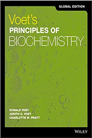 Resim Voet's Principles of Biochemistry