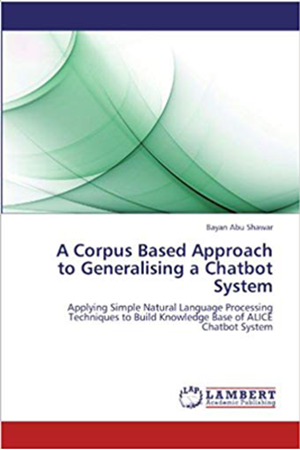 Resim A Corpus Based Approach to Generalising a Chatbot System