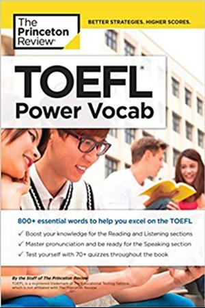 Resim TOEFL Power Vocab