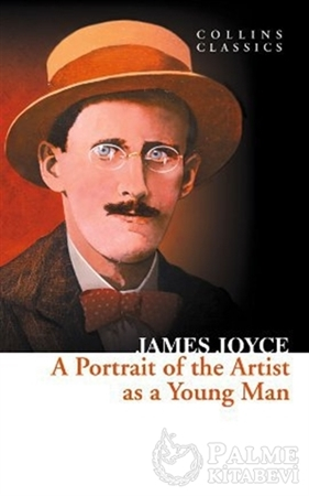 Resim A Portrait of the Artist as a Young Man (Collins Classics)