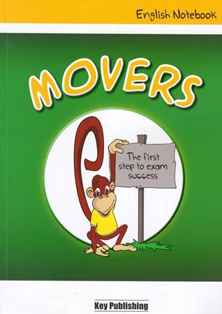 Resim English Notebook Movers