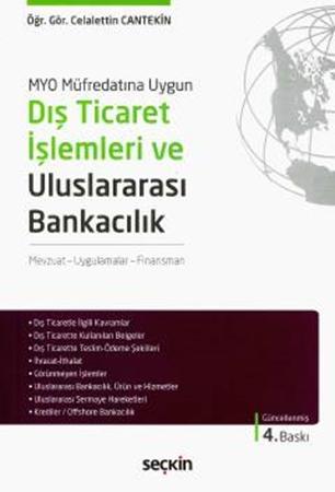 Resim Dış Ticaret İşlemleri ve Uluslararası Bankacılık Mevzuat – Uygulamalar – Finansman