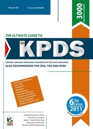 Resim The Ultimate Guide toKPDS, İngilizce