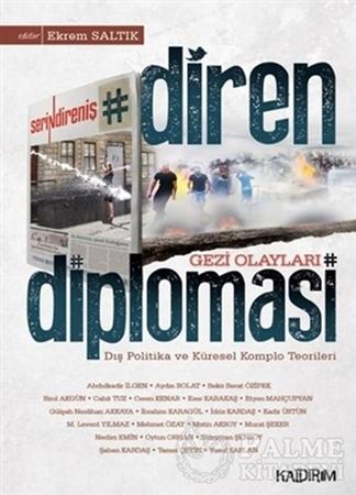 Resim Diren Diplomasi - Gezi Olayları