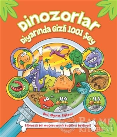 Resim Dinozorlar Diyarında Gizli 1001 Şey