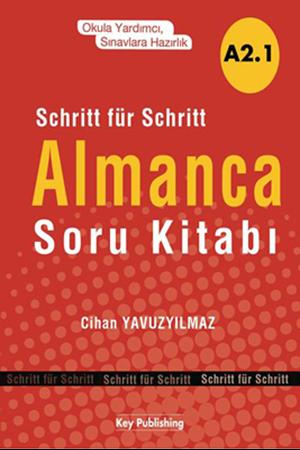 Resim Almanca Soru Kitabı A2.1